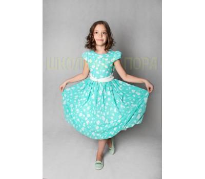 Платье - 831К-мята