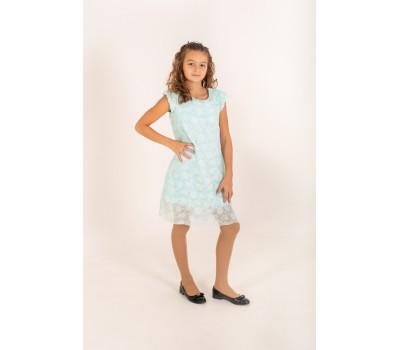 Платье коктейльное (908)