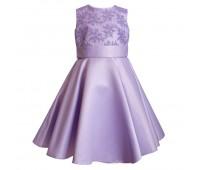 Платье 1706 сирень