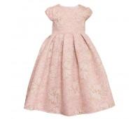 Платье 1919 персик