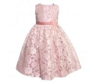 Платье 1922 персик