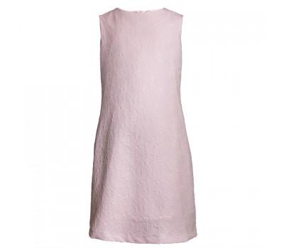 Платье коктейльное 1925 светло-розовое