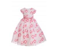 Платье 1912 розовое
