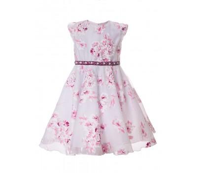 Платье 984 розовое
