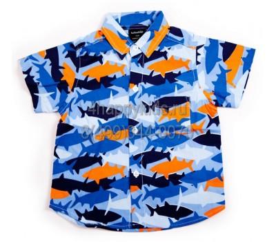 Рубашка для мальчика (3486)