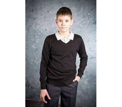 Джемпер-обманка для мальчика (13374)