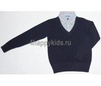 Джемпер-обманка для мальчика (13684ТВ)