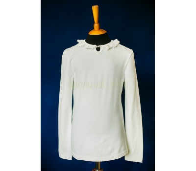 Блузка трикотажная (805Беж)