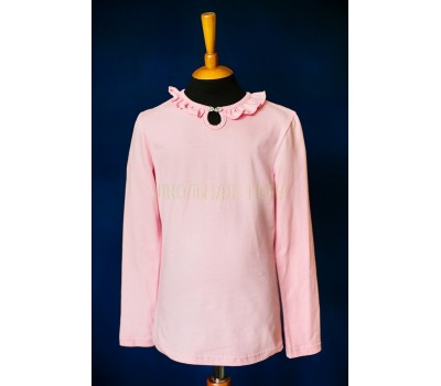 Блузка трикотажная (805Роз)