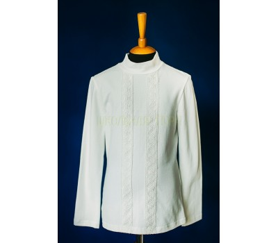 Блузка трикотажная (815Беж)