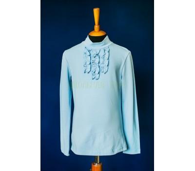 Блузка трикотажная (817Гол)