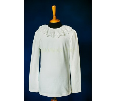Блузка трикотажная (824Беж)