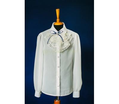 Блузка с длинным рукавом (826Беж)