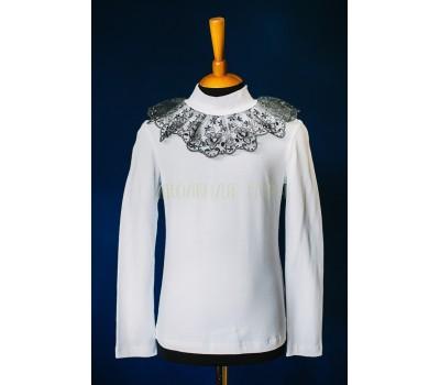 Блузка трикотажная (830-2Бсер)
