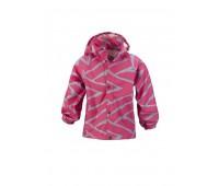 Куртка дождевая для девочки LASSIE (721612роз)