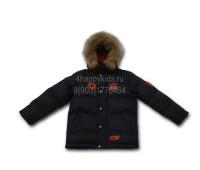 Зимняя куртка на пуху для мальчика (2208)