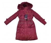 Зимнее пальто для девочки (2105)