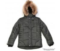 Куртка для мальчика (3438сер)