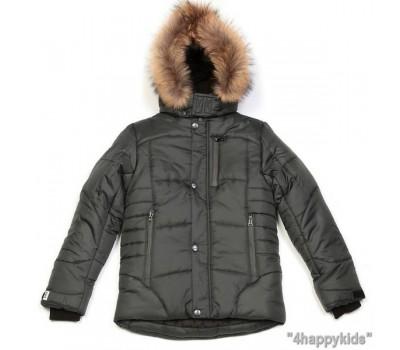 Куртка для мальчика (3438зел)