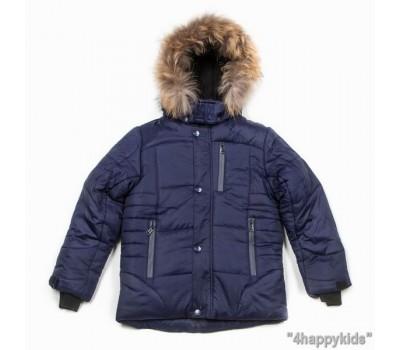 Куртка для мальчика (3438син)