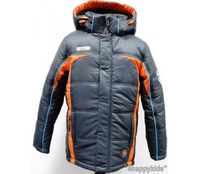 Куртка для мальчика (3418сер)