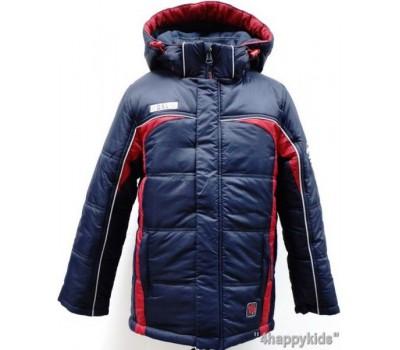 Куртка для мальчика (3418син)