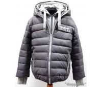 Куртка для мальчика (3437сер)