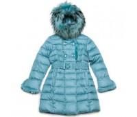 Пальто для девочки (3385бир)