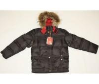 Зимняя куртка на пуху для мальчика (2240)