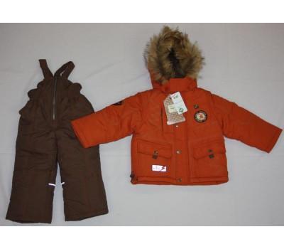 Зимний костюм для мальчика (1804м)