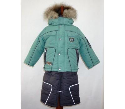 Зимний костюм для мальчика (1816)