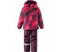 Куртка с брюками для девочки (723693)