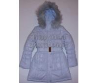 Зимнее пальто для девочки (2540)