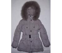 Зимняя куртка для девочки (2529)