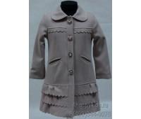 Пальто для девочек (8577)