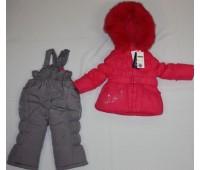 Зимний костюм для девочки (2119)