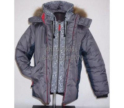 Зимняя куртка для мальчика (3016)
