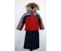 Зимний костюм для мальчика (9710)
