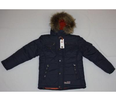 Зимняя куртка для мальчика (2228Б)