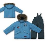 Зимний костюм для мальчика (2210М)