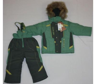 Зимний костюм для мальчика (1847)