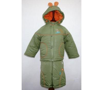 Зимний костюм для мальчика (9524)