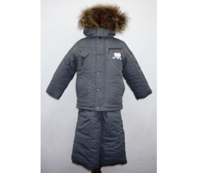 Зимний костюм для мальчика (1508)