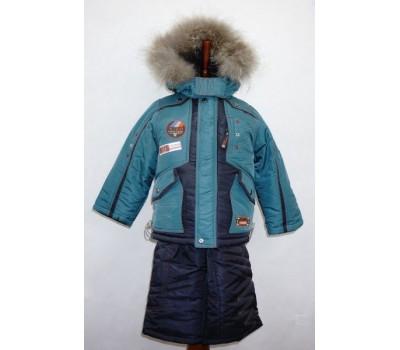 Зимний костюм для мальчика (2200)