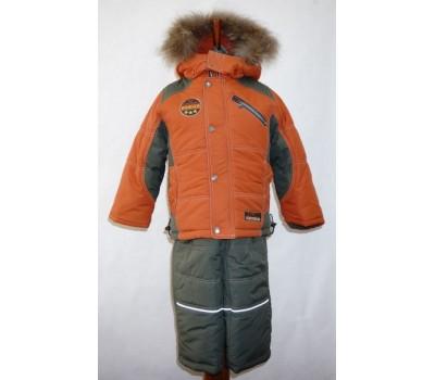 Зимний костюм для мальчика (1813)