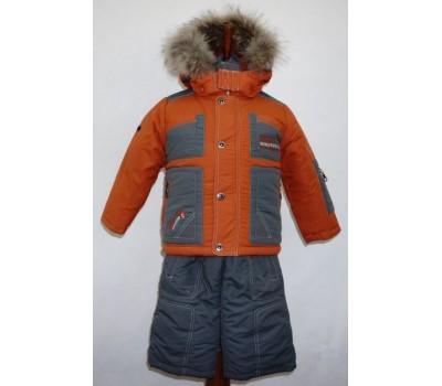 Зимний костюм для мальчика (9702)