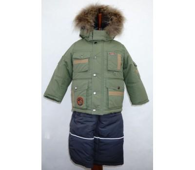 Зимний костюм для мальчика (1839)
