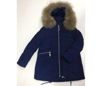 Зимнее пальто для девочки (4153)