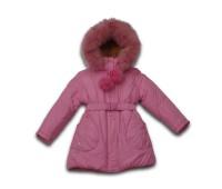 Зимнее пальто для девочки (2167)